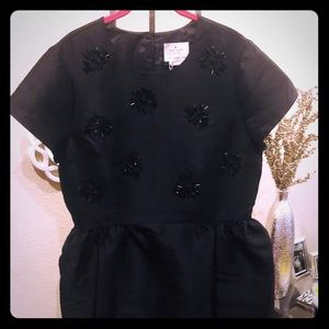 Kate Spade cupcake dress with jewels